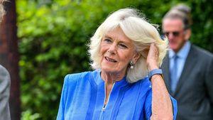 Prinz Charles' Frau Camilla offenbart: Sie hat Höhenangst!