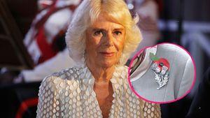 Herzogin Camilla trägt besonderes Erbstück von Queen Mum