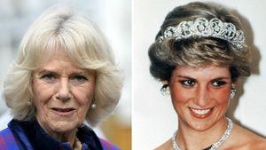 Herzogin Camilla und Prinzessin Diana