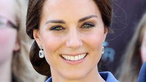 Bei Reisen: Herzogin Kate hat immer spezielles Outfit dabei!