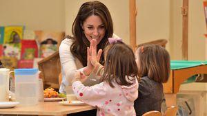 Neue Aufgabe: Herzogin Kate jetzt auch als Lehrerin gefragt