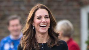 Nanu? Kate trug fast den gleichen Rock wie Prinzessin Mary