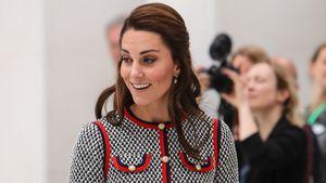 Kriegt Kate ein Mädchen? Ein Royal-Insider verplappert sich!
