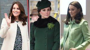 Zum dritten Mal schwanger: Das sind Kates schönste Looks!