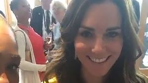 Herzogin Kate in London