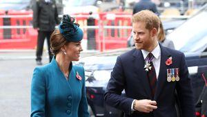 Hat Herzogin Kate Prinz Harry von Ehe mit Meghan abgeraten?