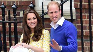 Wie bei Charlotte: Kates Baby in zweieinhalb Stunden da?