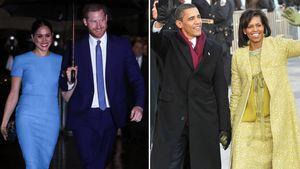 Politische Karriere? Herzogin Meghan und Harry wie Obamas