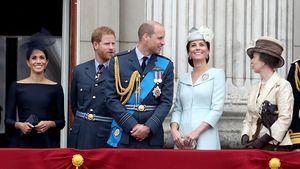 180 Tage Termine: SIE ist der am härtesten arbeitende Royal