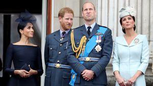 William, Kate, Harry und Meghan: Ist der Bruch endgültig?