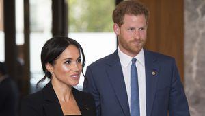 Meghan war dabei: Prinz Harry traf bei Event auf eine Ex!