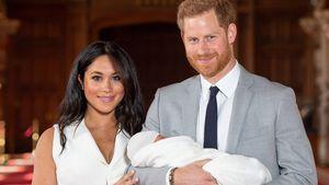 Wollten Harry und Meghan für Archie nie einen Prinzen-Titel?