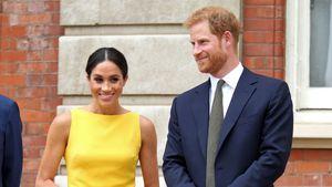 Meghan und Harry setzen sich jetzt für Gender Equality ein