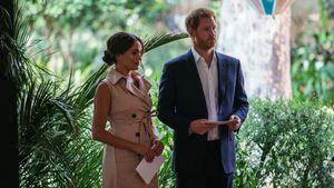 Seltener Anblick: Meghan und Harry in Los Angeles unterwegs