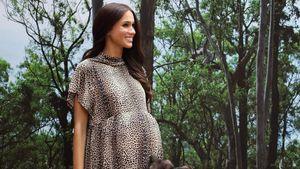 Mit Baby: Herzogin Meghan verhilft der Queen zu neuem Rekord