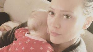 Verzweifelte Hilary Duff: Baby Banks hat schlimme Koliken!