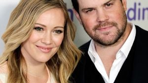 Hilary Duff und Mike Comrie