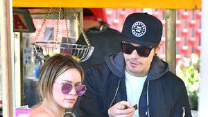 Hilary Duff und Matthew Koma auf dem Flohmarkt in L.A.
