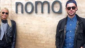 Zac Efron und Sami Miro