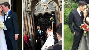 Traumhaft: Die schönsten Promi-Hochzeiten 2013
