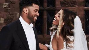 Begeisterter Neu-Ehemann: Russell Wilson schwärmt von Ciara