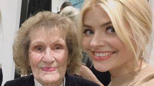 TV-Star Holly Willoughby in Trauer: Ihre Oma ist verstorben