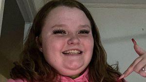 Mit 15 Jahren: Honey Boo Boo hat jetzt einen festen Freund!