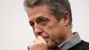 """Hugh Grant: """"Bin zu alt und hässlich"""" für Filmromanzen"""