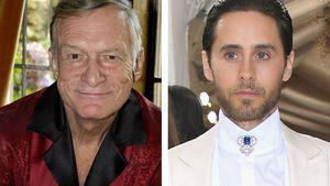 Doku über Hugh Hefner: Jared Leto will den Playboy spielen!