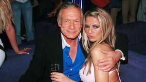 Statt Sex mit Hefner: Katie Price pinkelte ins Playboy-Haus