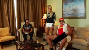 Hulk Hogan und Brooke Hogan