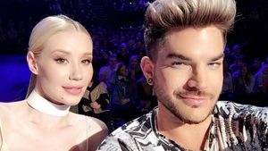 Botox-Überdosis bei Iggy Azalea & Adam Lambert?