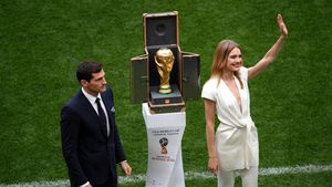 Trauriger Iker Casillas: Kann Sara ihn trösten?