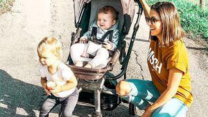 Schwanger und zwei Kleinkinder: So geht's Bachelor-Girl Inci