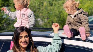 Inci Sencers Töchter Mila und Neyla spüren Tritte im Bauch