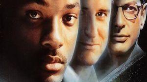 Will Smith, Jeff Goldblum und Bill Pullman