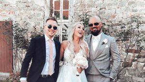 Traum in Weiß: Fans sind begeistert von Jessis Brautkleid