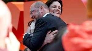 Bittere Pleite für Martin Schulz: SIE fängt ihn jetzt auf!