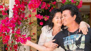 Costa Cordalis' Asche steht bei seiner Frau auf dem Kamin