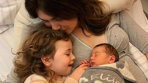 Kurz nach Geburt: Model Ira Meindl verrät Namen ihres Sohnes