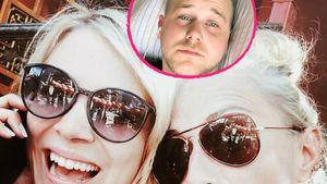 Nach Unfall: Iris Mareike Steen tröstet GZSZ-Bruder Felix