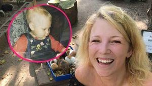 Süße Iris Mareike Steen: GZSZ-Star teilt Throwback-Pic!