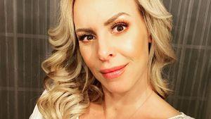 Isabel Edvardsson behält ein Schwangerschaftsdetail für sich