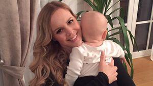 Mama Isabel Edvardsson: Süße Salsa-Tänze mit Sohn Mika!