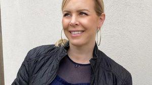 Neue Fotos: So groß ist Isabel Edvardssons Babybauch schon