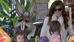 Isla Fisher: Freizeit-Spaß mit den Kids in Cannes