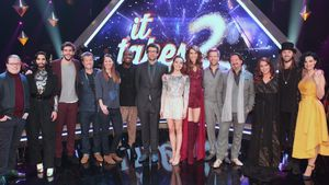 """It takes 2""-Cast im Halbfinale"