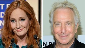 J.K. Rowling gedenkt Snape-Darsteller Alan Rickman (†69)