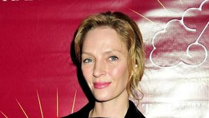 Uma Thurman knutscht am liebsten Ethan Hawke