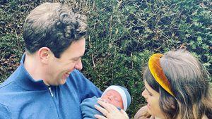 Prinzessin Eugenie ist Mutter: Wer wird Pate für ihren Sohn?